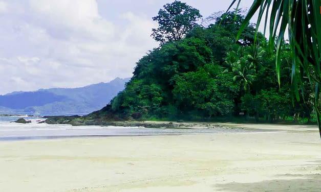 Besuch auf Palawan: Taifun im Tropenparadies