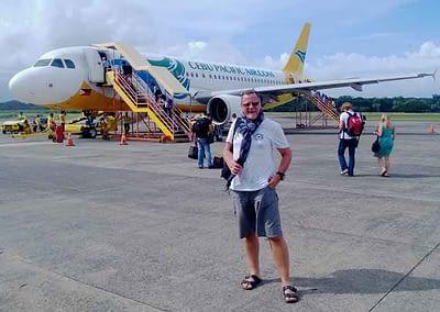 Flugplatz Puerto Princesa