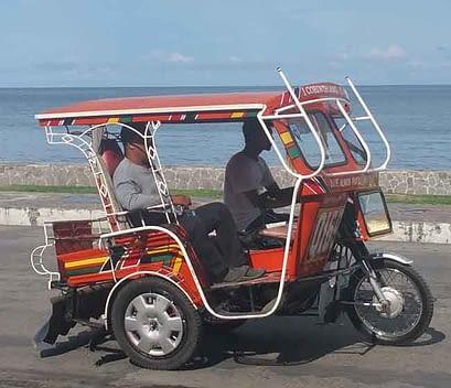 Mit dem Tricycle mobil sein