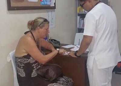 Impfung Tollwut