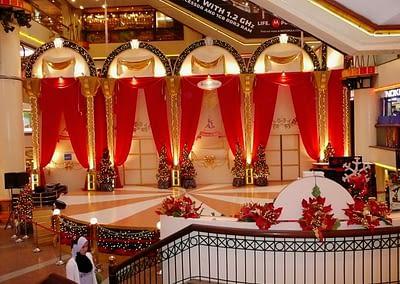 Weihnachtsbuehne-in-Kuala-Lumpur