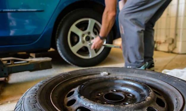 Neue Reifen braucht das Land