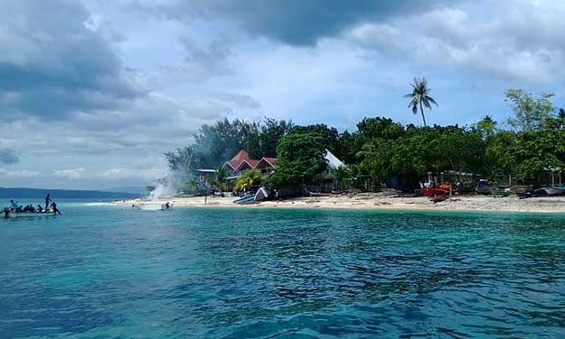 Inselparadies mit Schönheitsfehlern