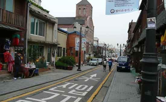Impression vom alten Seoul.